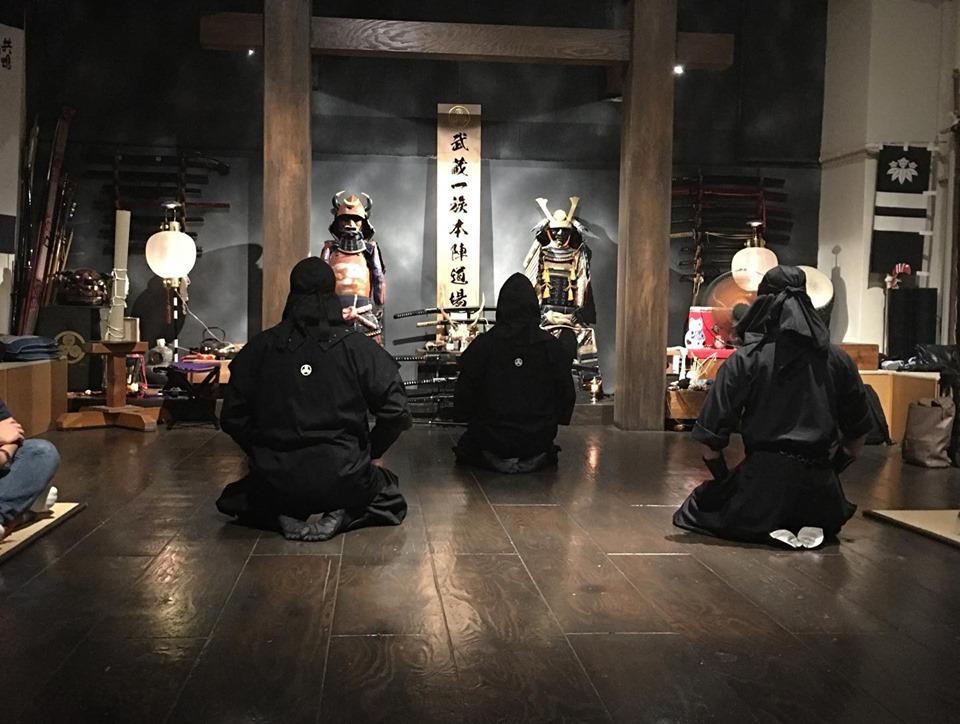 武蔵一族画像